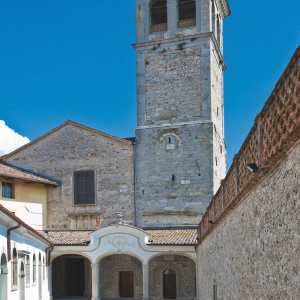 The Monastery of Santa Maria in Valle (G. Burello)